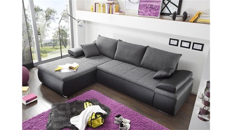 ecksofa ideen ein hei er trend f r ein wohnzimmer deko feiern zenideen. Black Bedroom Furniture Sets. Home Design Ideas