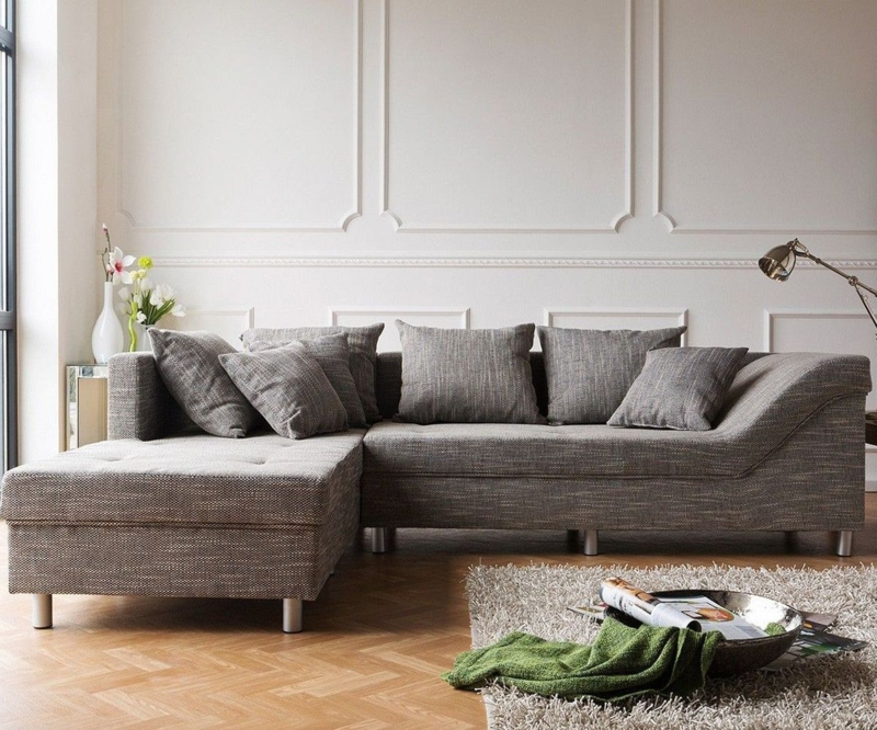 ecksofa hellgrau amazing ecksofa kleines wohnzimmer sofa hellgrau sofa sofa with ecksofa. Black Bedroom Furniture Sets. Home Design Ideas