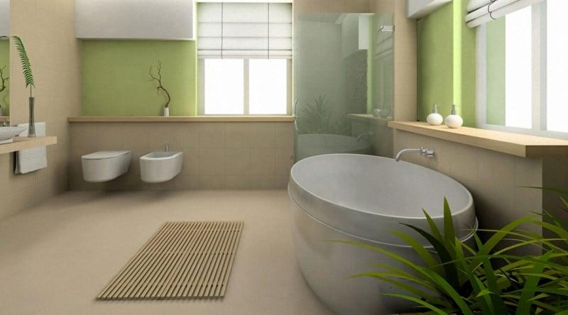Linoleumboden  Linoleumboden: es ist grün und wunderschön! - Bodenbeläge ...