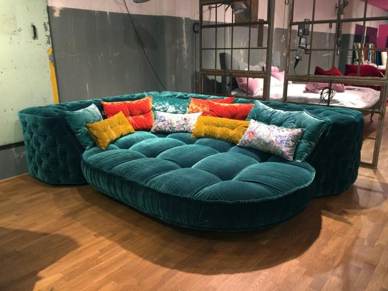 bretz sofa messe wohnzimmer