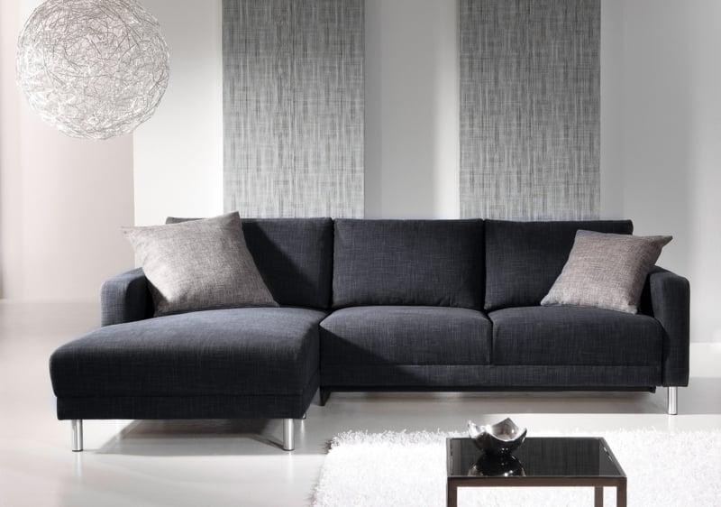 Ecksofa modern elegant