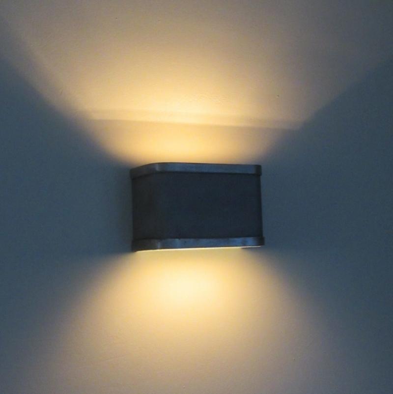 Lampe mit einem authentischen Look
