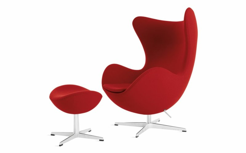 arne jacobsen egg chair Designer Sessel