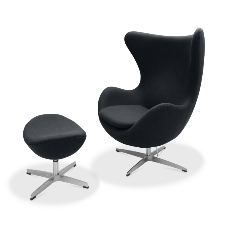 arne-jacobsen-egg-chair Designer Sessel