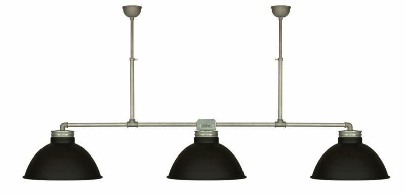 Industrielampen pulverlackiert