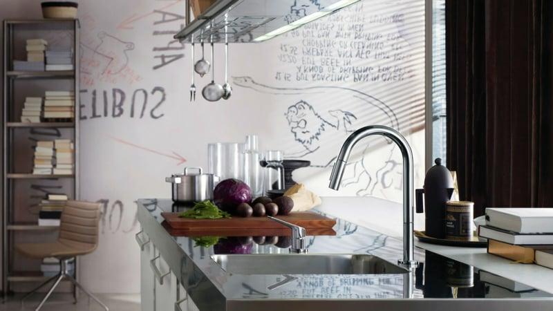 Renovierungen küchenarmatur