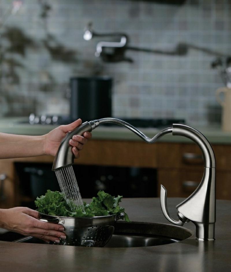 Gefälligkeit Küchenarmaturen
