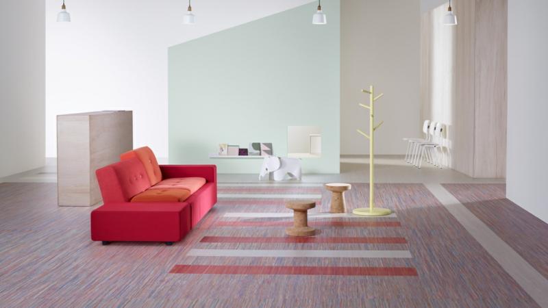 linoleumboden kinderzimmer umweltfreundlic