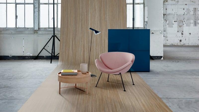 linoleumboden es ist gr n und wundersch n bodenbel ge fliesen zenideen. Black Bedroom Furniture Sets. Home Design Ideas