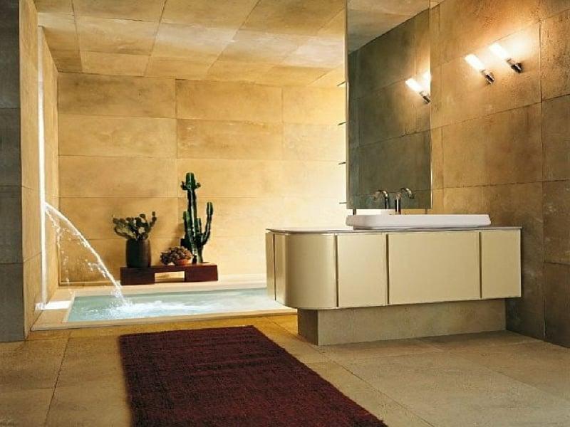 Badezimmer Japanisch Gestalten - Design