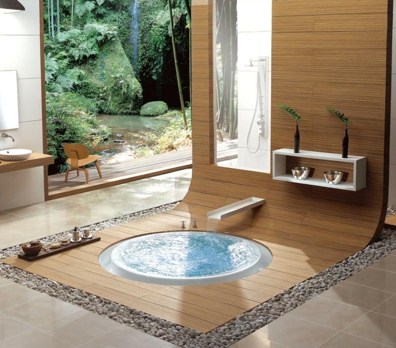 Badezimmer Japan - Design