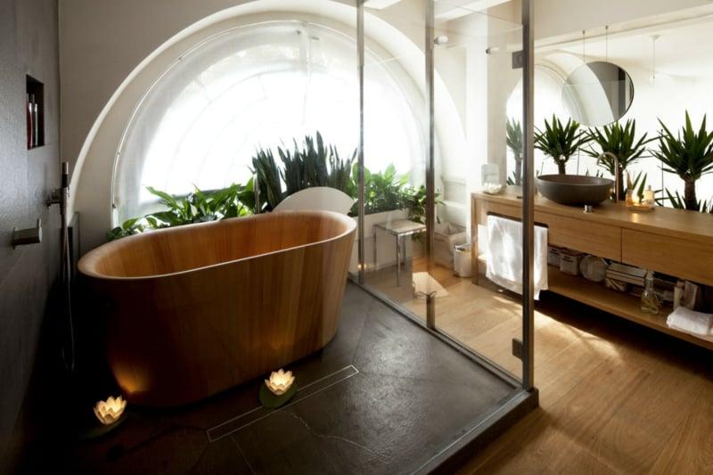 Exzellente ideen f r das baddesign badezimmer zenideen for Badezimmer japan