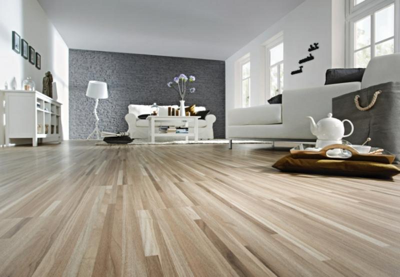 linoleumboden holzoptik in wohnzimmer