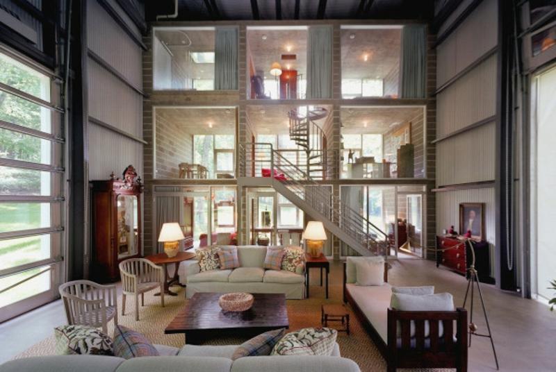 containerhaus wohnzimmer