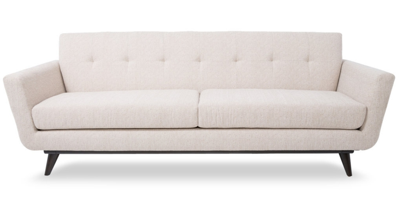 weisse Couch Massivmöbel