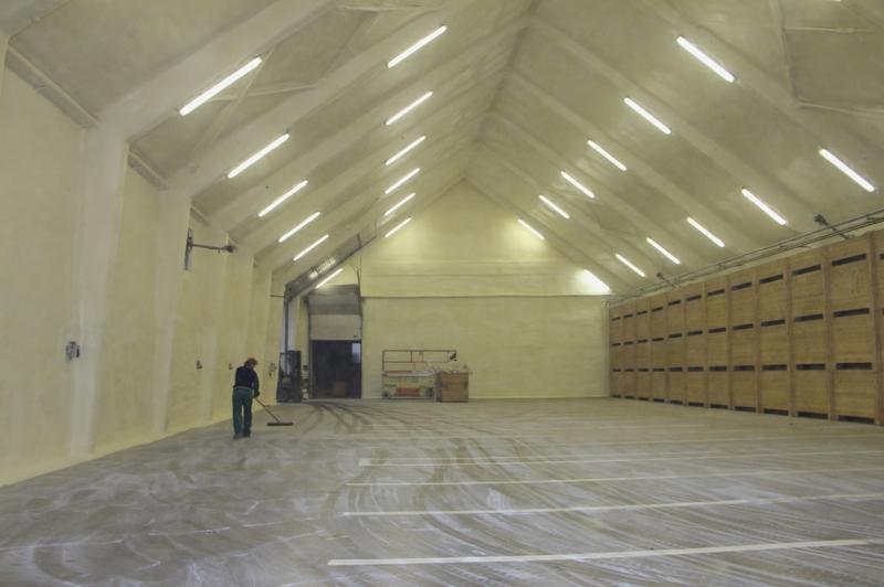 Isolation Passivhaus