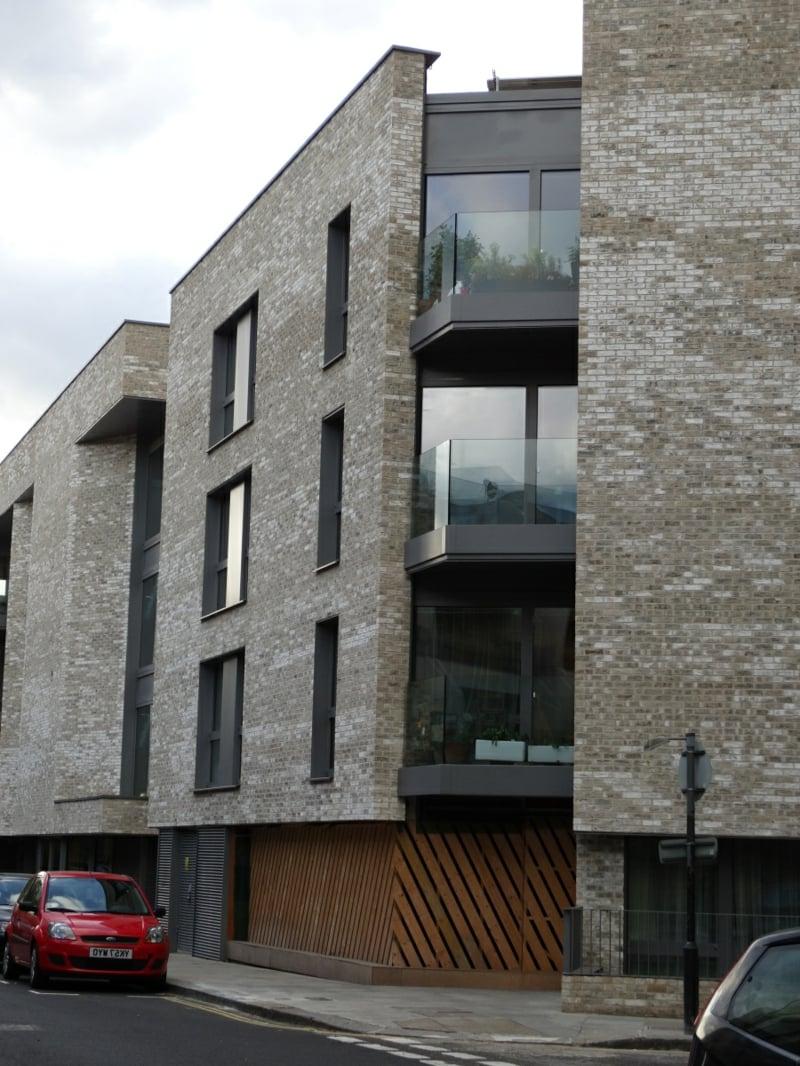 öffentliche Gebäude gebaut nach Passivhauskonzept