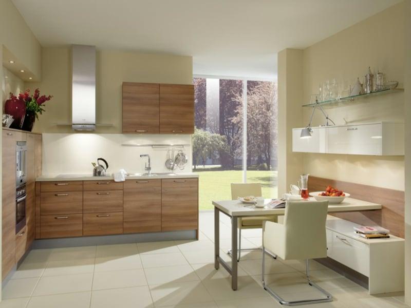 moderne Küchengestaltung nach Fun Shui