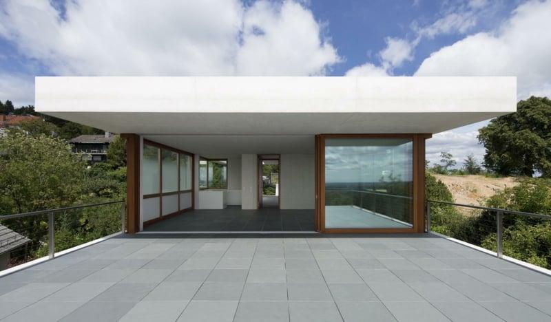 betonfliesen modern