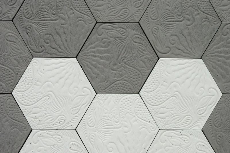 betonfliesen art