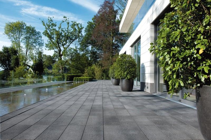 betonfliesen wachsende Beliebtheit der Betonoptik
