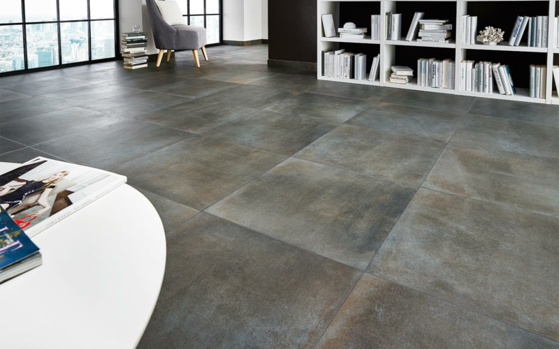 betonfliesen table basse relevable. Black Bedroom Furniture Sets. Home Design Ideas