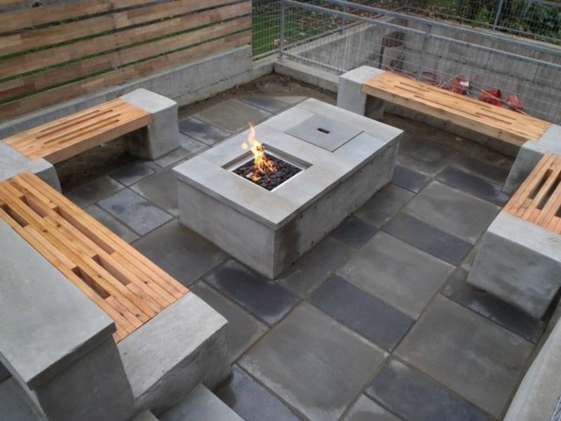 betonfliesen Beliebtheit der Betonoptik