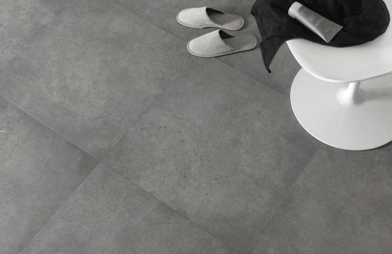 betonfliesen Bodenloesung