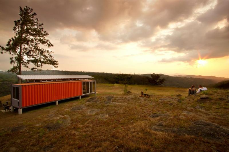 containerhaus Saxe