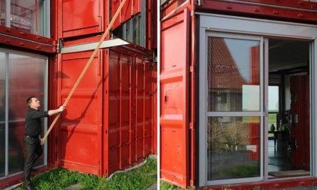 containerhaus Patrick Partouche