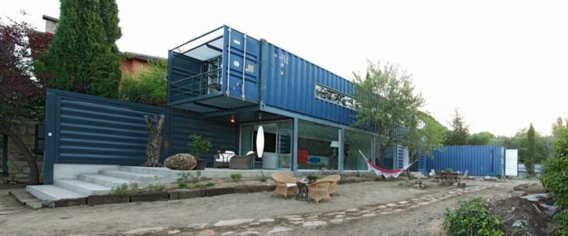 containerhaus in El Tiemblo