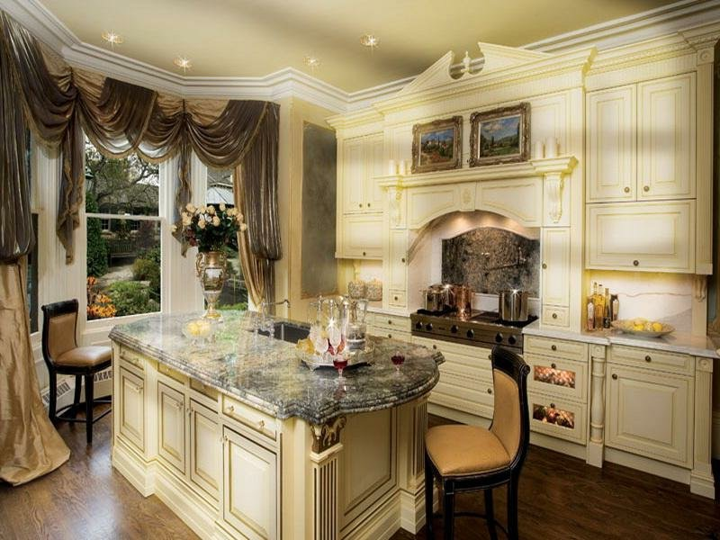 detaillierte provence küche