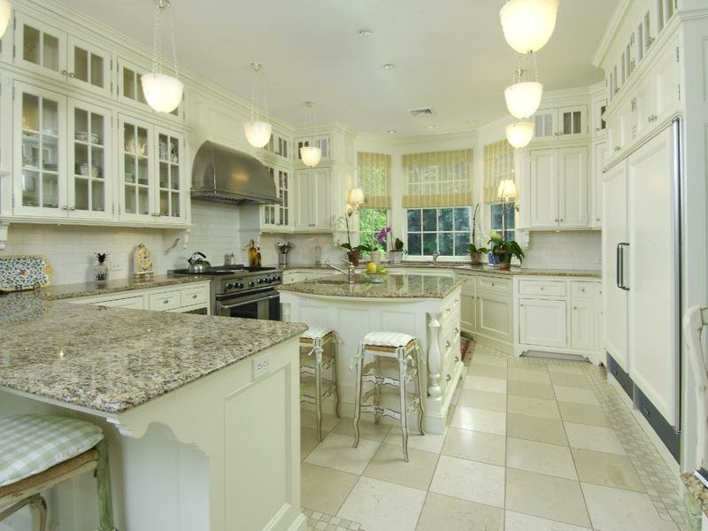 grünliche farbe in der provence küche