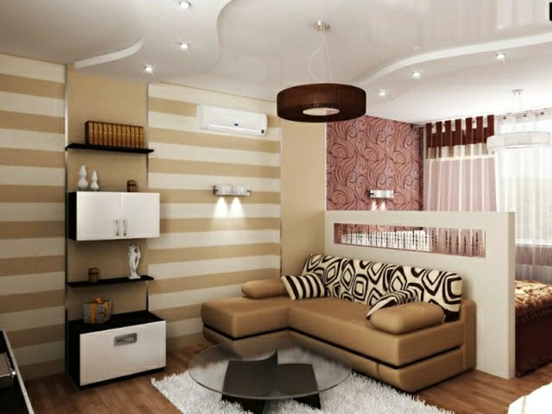 herrliche Wohnzimmergestaltung