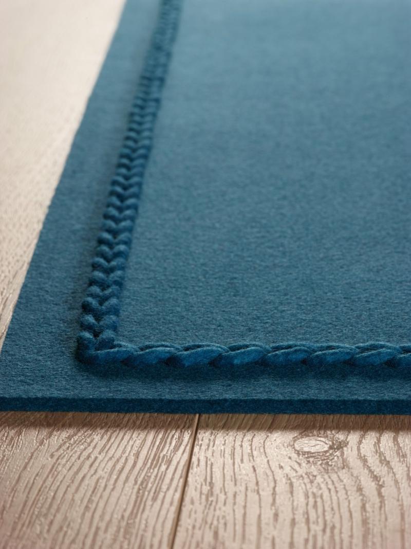 jab teppich detail blau