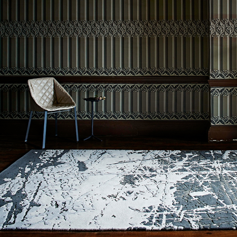 jab teppich abstrakt