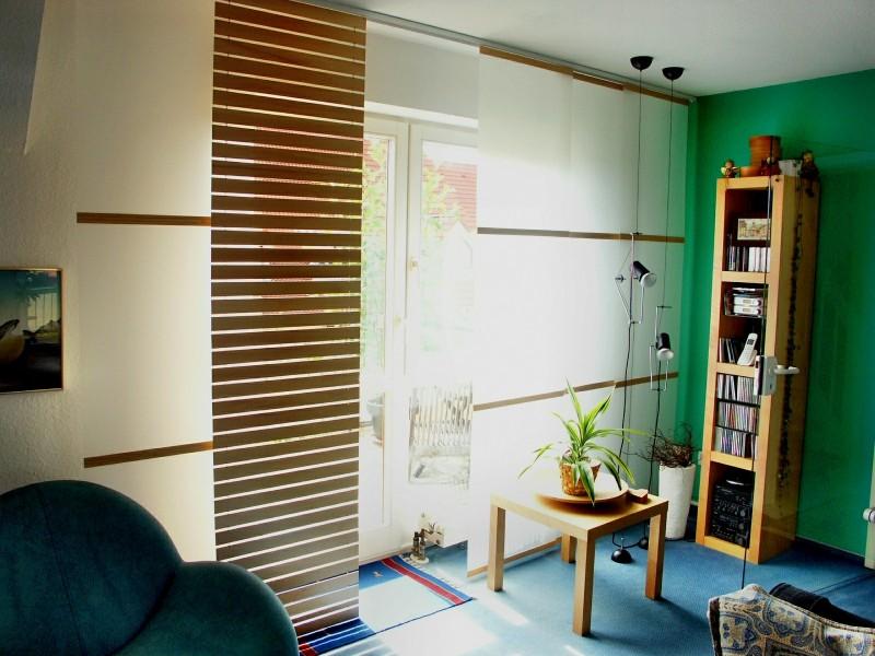 Ausländische Holzjalousien aus Japan