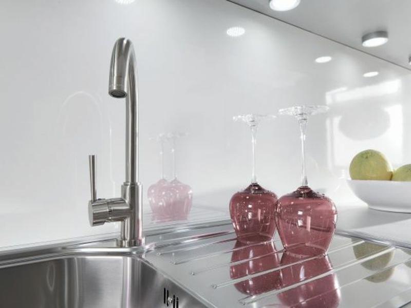Wunderbar Laibung Beleuchtung Küche Bilder - Küchen Ideen ...