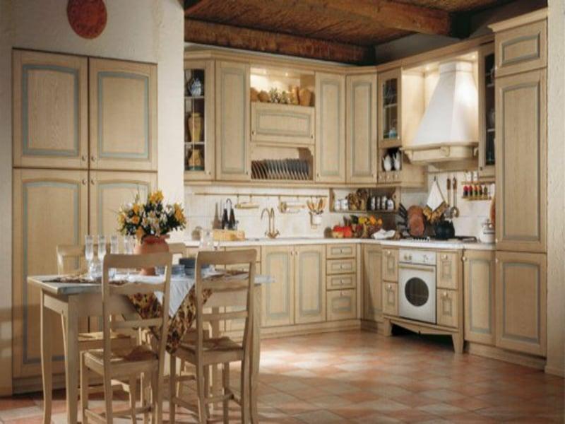 klassische wohnideen für die provence küche