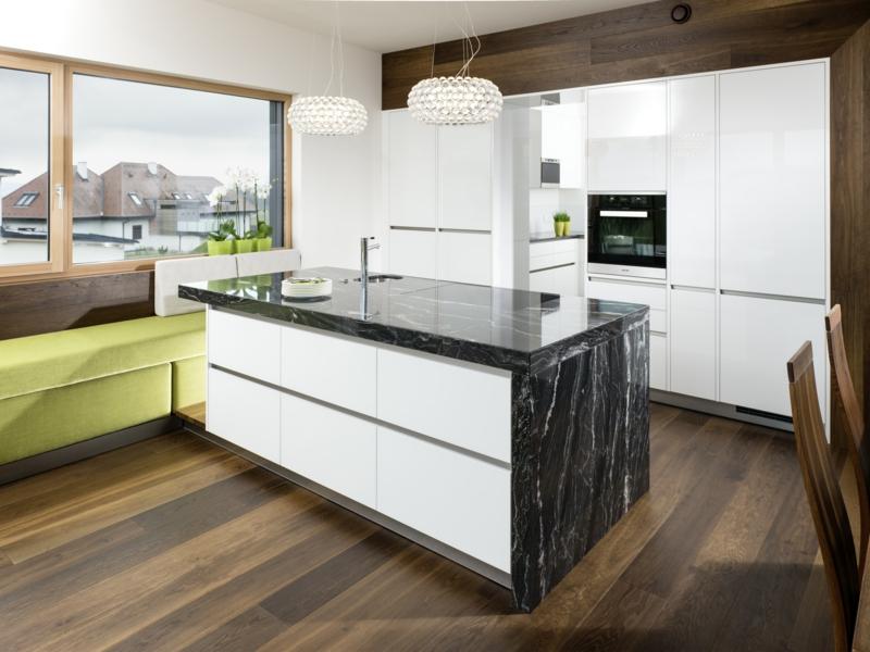 krystalllüster in der küche