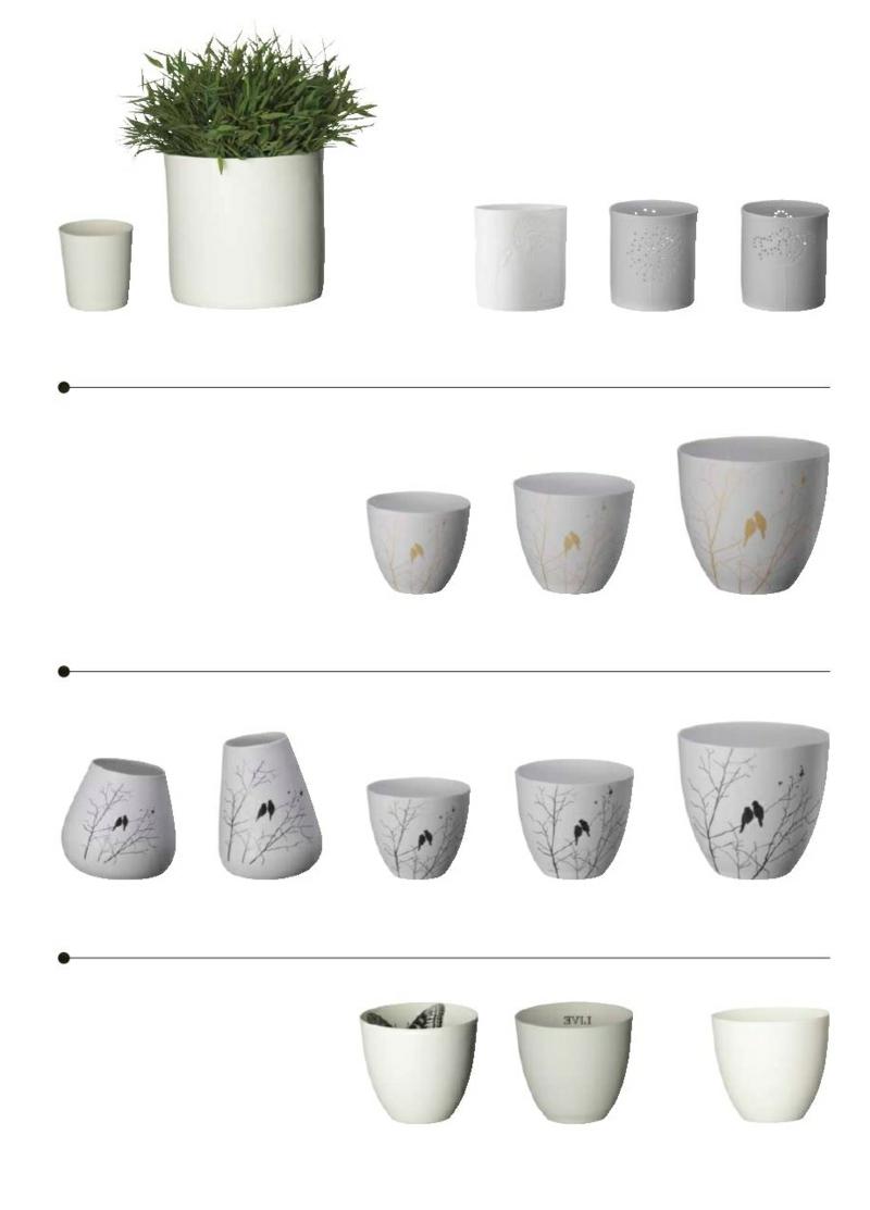 madam stoltz ceramic vasen
