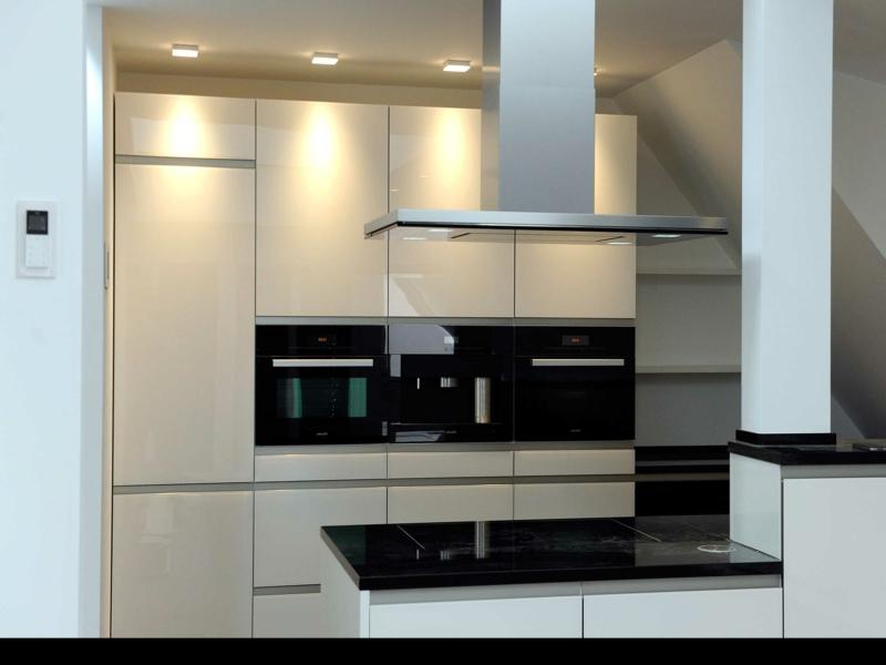 minimalisctisches küchenbeleuchtungdesign
