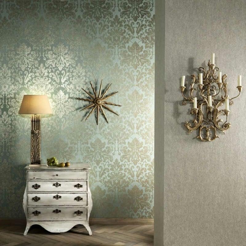 interessante dekorative Tapeten