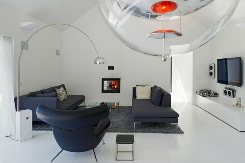 modernes Wohnzimmerdesign
