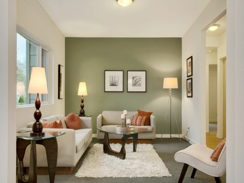 25 ideen f r moderne wandfarben in wei t nen deko. Black Bedroom Furniture Sets. Home Design Ideas