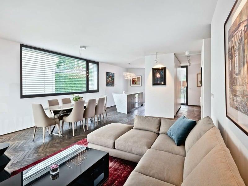 Wohnzimmer 2016 wohnzimmer wandfarbe dumss trend for Moderne wandfarben