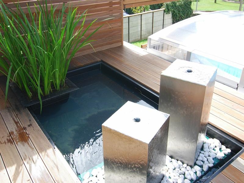 wie einen wassergarten f r extravaganz selbs anzulegen. Black Bedroom Furniture Sets. Home Design Ideas