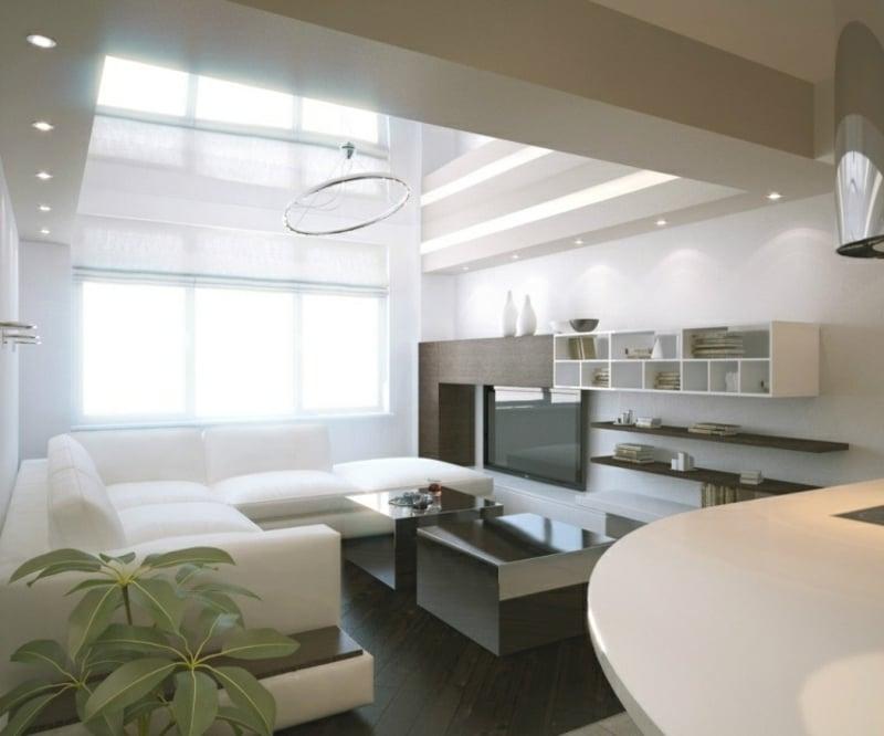 12 nu00fctzliche Ideen zur idealen Wohnzimmergestaltung