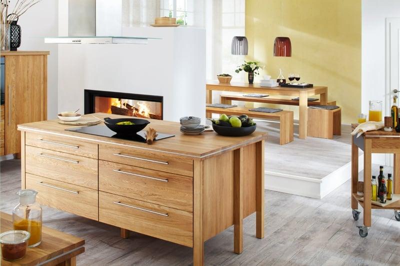 Modulküche für flexible Küchengestaltung - Küche - ZENIDEEN