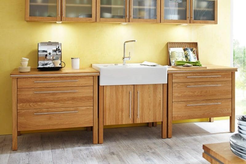 Modulküche für flexible Küchengestaltung Küche ZENIDEEN